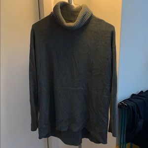 Lou & Grey high low long sweater